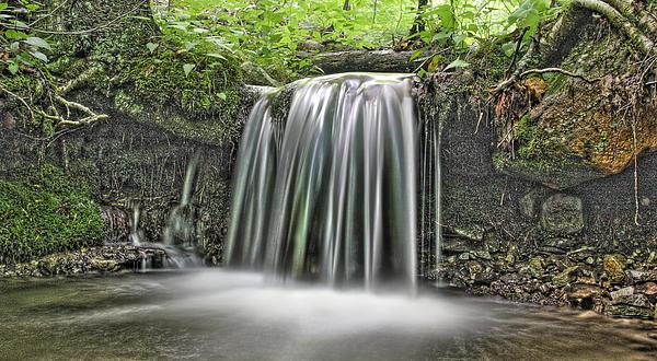 Dawn J Benko - Water Falls