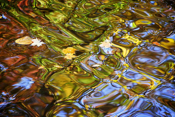 Water Prism Print by Frozen in Time Fine Art Photography