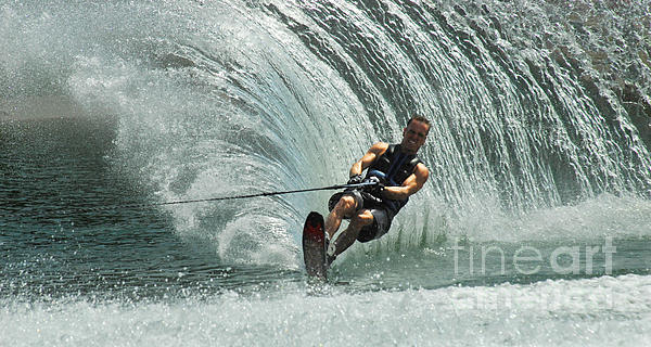 Bob Christopher - Water Skiing Magic of Water 10