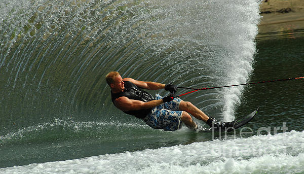 Bob Christopher - Water Skiing Magic of Water 11