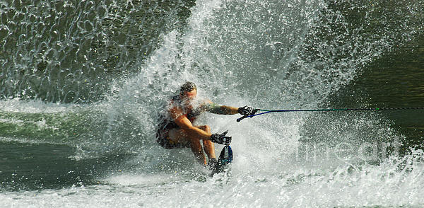 Bob Christopher - Water Skiing Magic of Water 34
