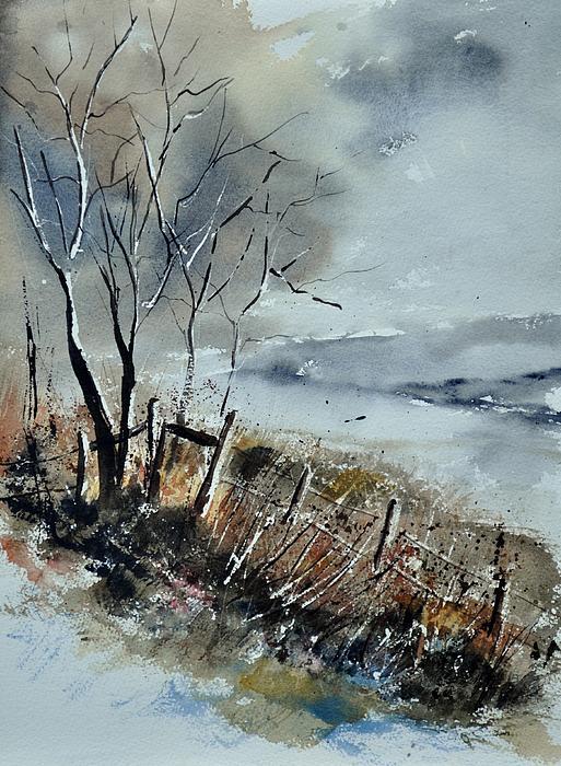 Pol Ledent - Watercolor