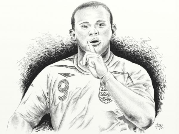 Rooney Sketch