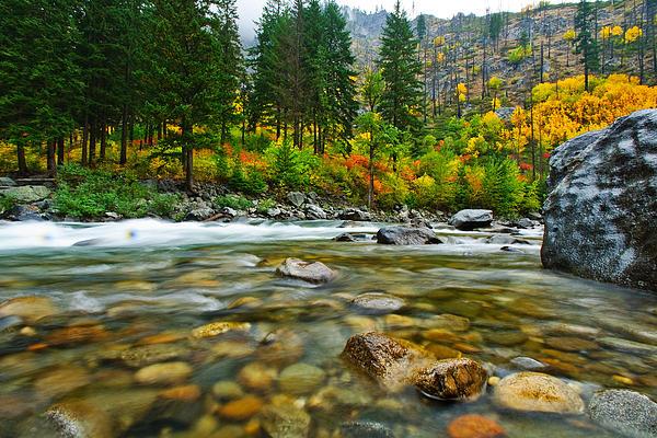 Dan Mihai - Wenatchee River