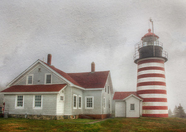 Lori Deiter - West Quoddy Head Lighthouse