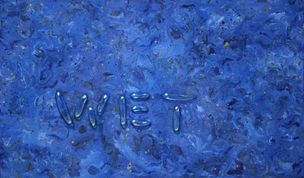 WET Print by James W Johnson