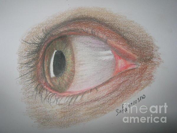 Safa Al-Rubaye - What The Eye Tells You