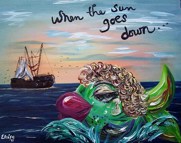 Eloise Schneider - When the Sun Goes Down