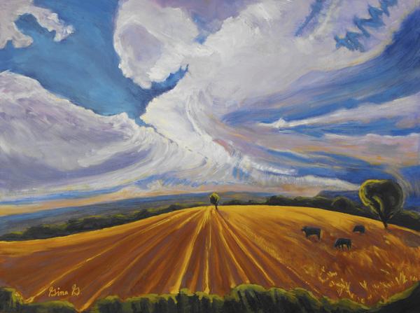Gina Grundemann - Where Earth Meets Sky