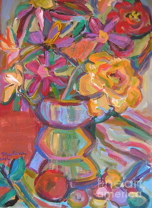 Marlene Robbins - Where the Flowers Are