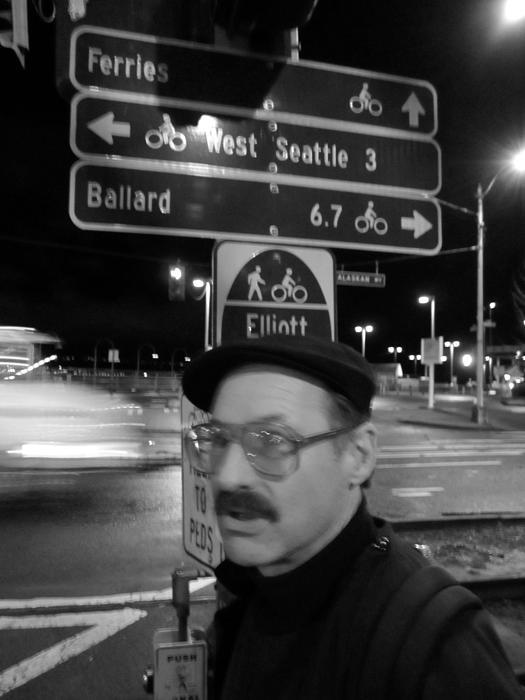 Kym Backland - Which Way Do I Go