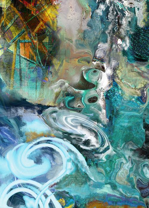 Anne Weirich - Whirl In Spin