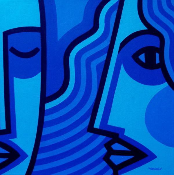 Whispers Print by John  Nolan