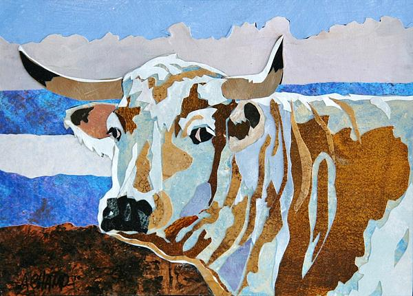 Alyson Champ - White Park Cow