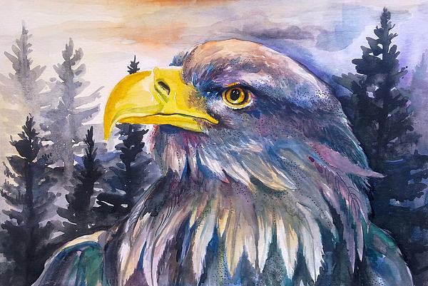 Slaveika Aladjova - White-tailed Eagle