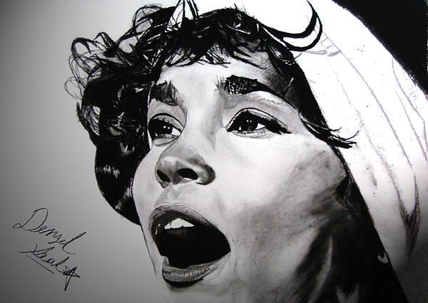 Denzel  Seals - Whitney Houston Star Spangled Banner