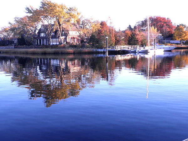 Kate Gallagher - Wickford Harbor