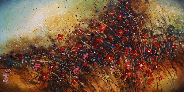 Wild Print by Michael Lang
