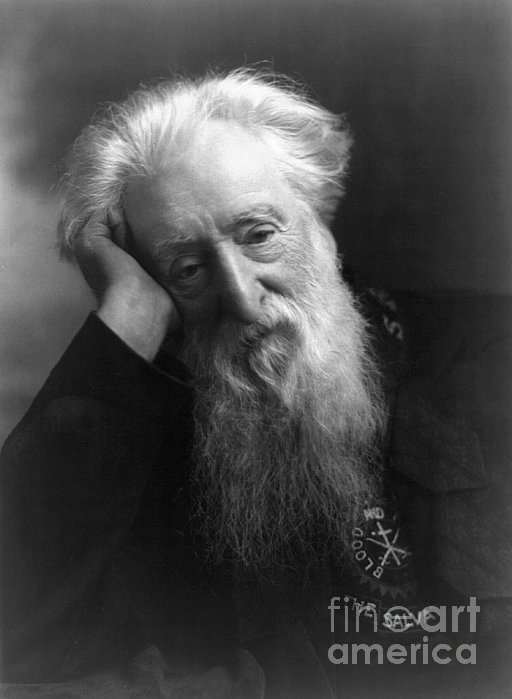 William Booth (1829-1912) Print by Granger