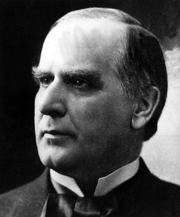 William Mckinley, 1843-1901, U.s by Everett