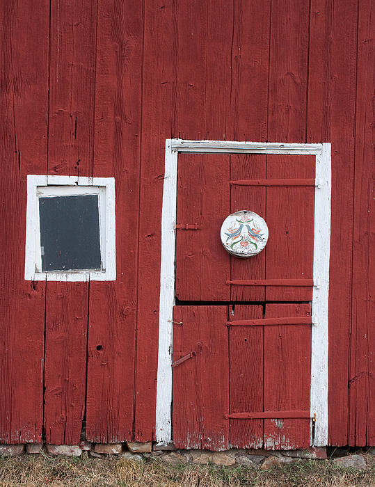 Window And Door Photograph  - Window And Door Fine Art Print