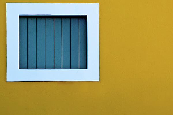 Window Print by L F Ramos-Reyes