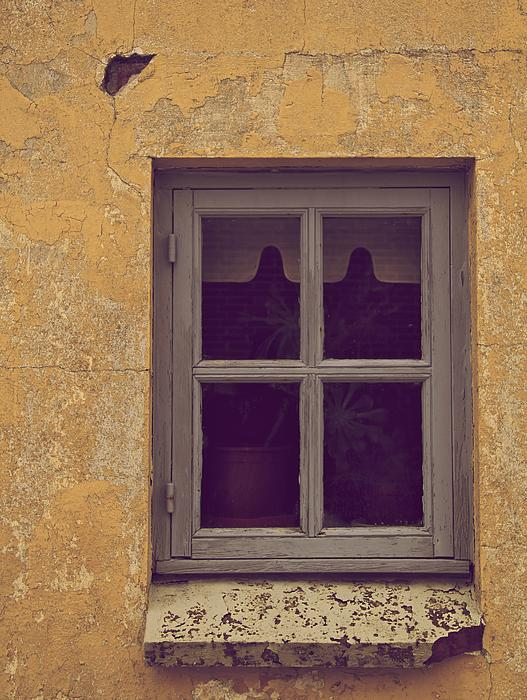 Window Print by Odd Jeppesen