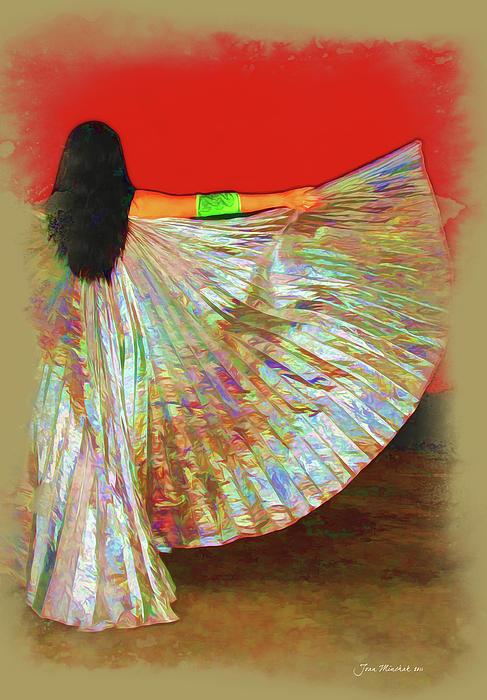 Joan  Minchak - Winged Dancer