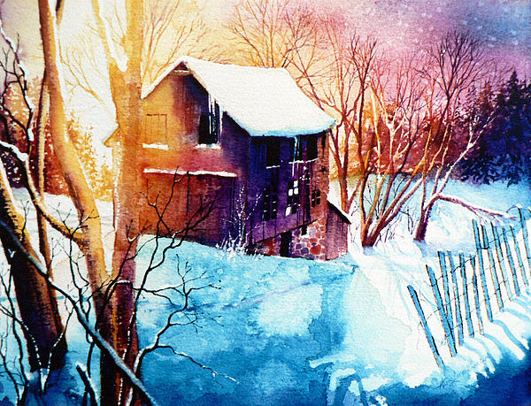 Hanne Lore Koehler - Winter Color