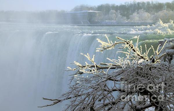 Charline Xia - Winter Niagara Falls