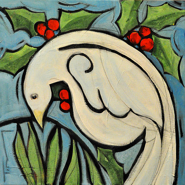 Tim Nyberg - Winter Peace Dove