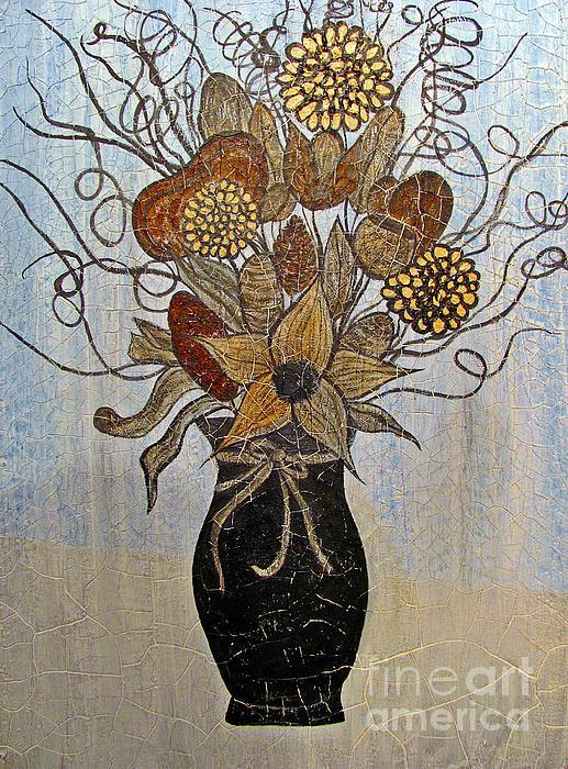 Jeanne Wood - WIP - Bouquet Redux