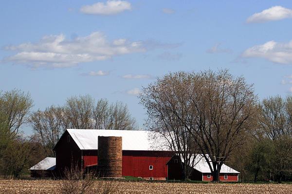 Kay Novy - Wisconsin Farm
