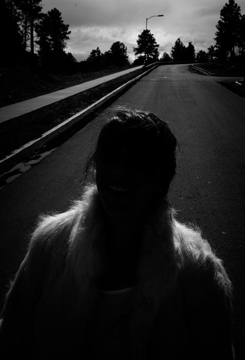 Scott Sawyer - Woman Head