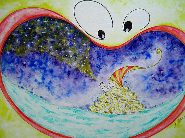 Woo Print by Asida Cheng