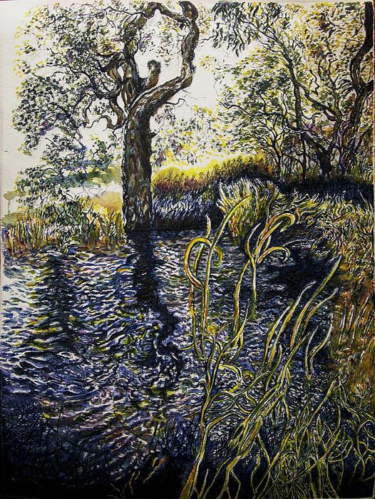 Helen Duley - Wooli Lake Hiawatha