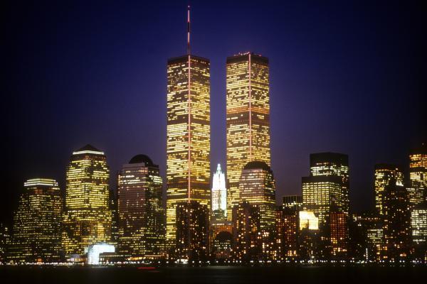 World Trade Center Print by Gerard Fritz