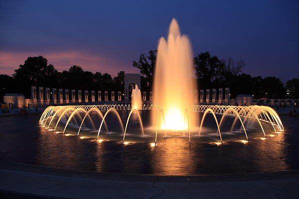 Christopher Colvin - World War II Memorial Fountain