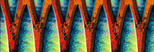World Wide Web Print by Paul Wear