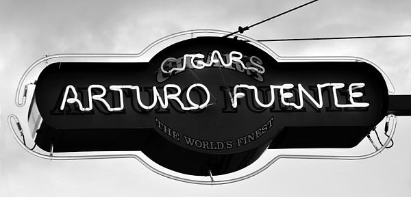 Worlds Finest Cigar Print by David Lee Thompson