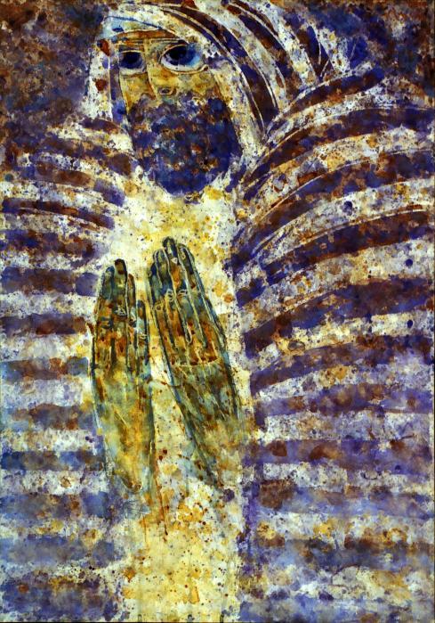 Worship B Print by Valeriy Mavlo
