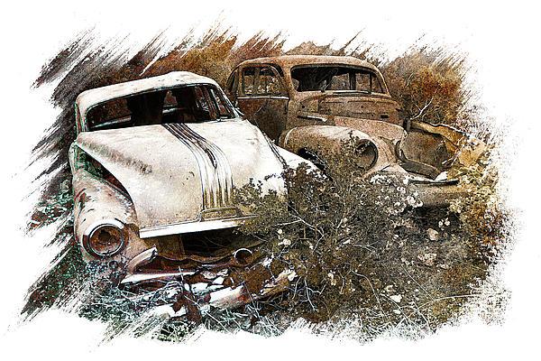 Wreck 3 Print by Mauro Celotti