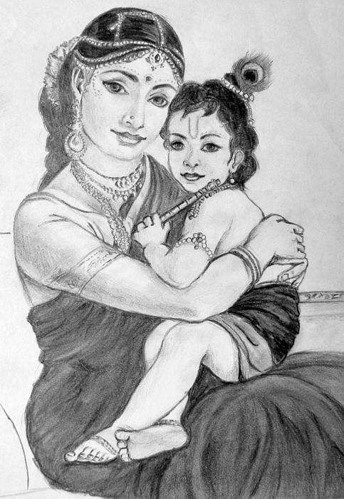 Aparna P - Yasodha Krishna