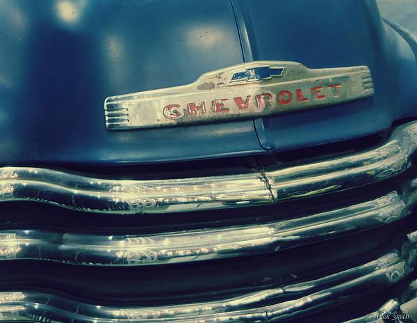 Heidi Smith - Yesterdays Chevrolet