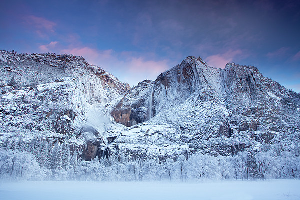 Jesse Estes - Yosemite Falls