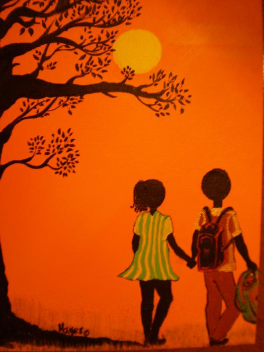 http://images.fineartamerica.com/images-medium/young-love-series-the-walk-home-barbara-hayes.jpg