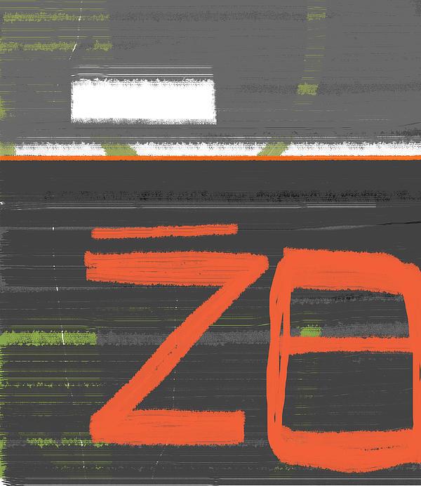 Z8 Print by Naxart Studio