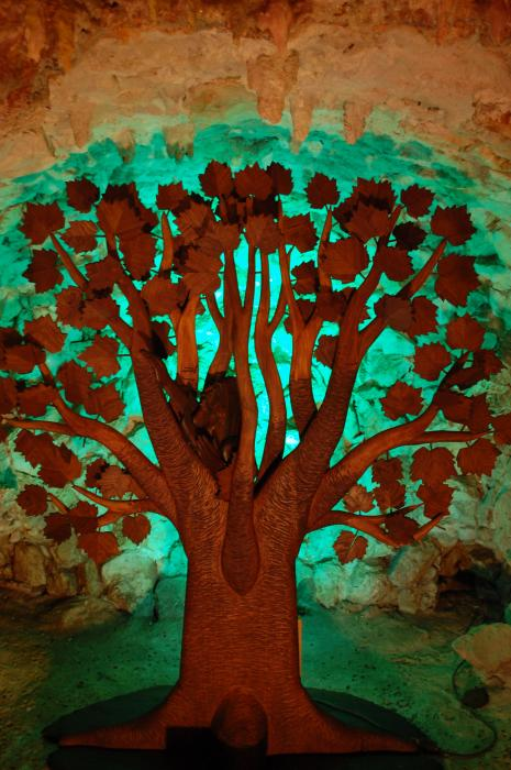 Zacchaeus In Tree by Michelle Williams - 64.1KB