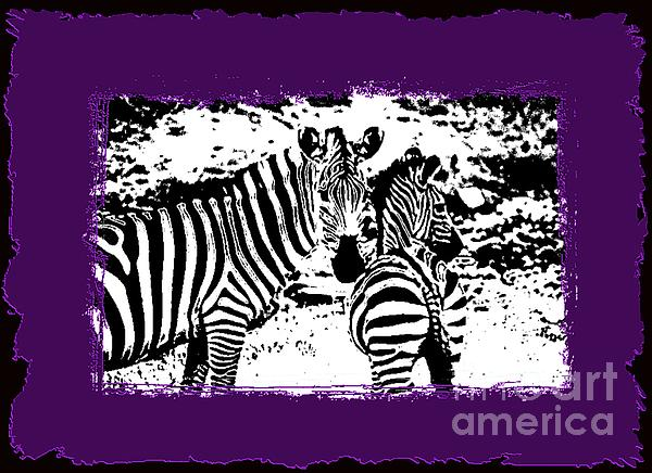 Tisha McGee - Zebras
