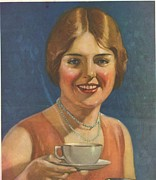 Nineteen-tens Art -  1910s Usa Tea Coffee by The Advertising Archives